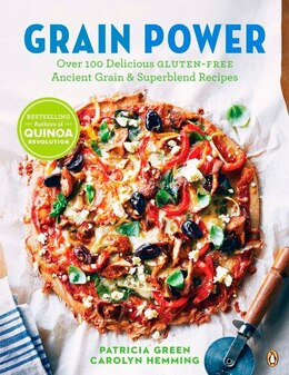 Book Grain Power: Over 100 Delicious Gluten-free Ancient Grain & Superblend Recipe by Patricia Green
