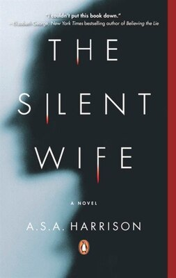 Book The Silent Wife by A S A Harrison