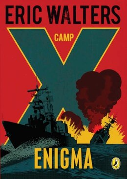 Book Camp X: Enigma: Book 6 by Eric Walters