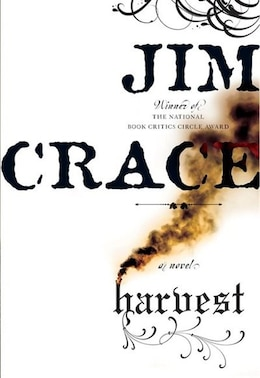 Book Harvest by Jim Crace