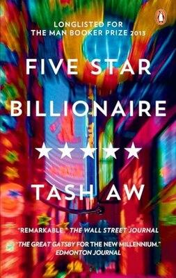 Book Five Star Billionaire by Tash Aw