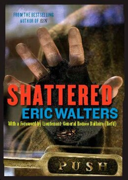 Book Shattered by Eric Walters