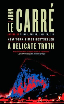 Book A Delicate Truth by John Le Carré