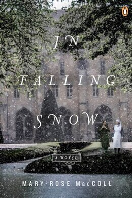 Book In Falling Snow by Mary Rose Maccoll