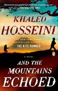 Book And The Mountains Echoed by Khaled Hosseini