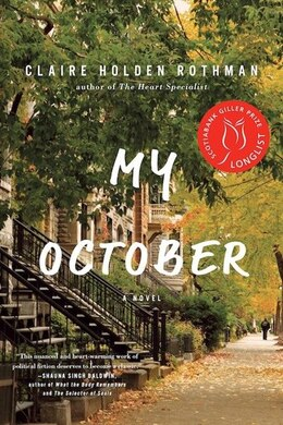 Book My October by Claire Holden Rothman