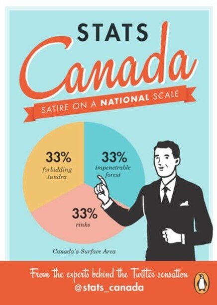 Stats Canada: Satire On A National Scale by Anonymous Stats Canada