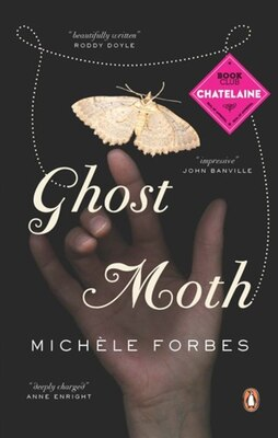 Book Ghost Moth by Michele Forbes