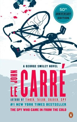 Book The Spy Who Came In From The Cold by John Le Carré