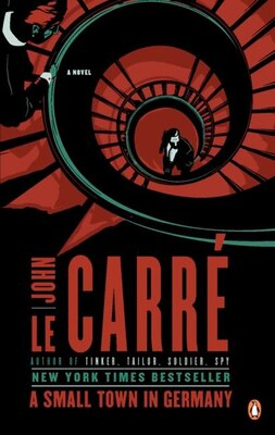 Book A Small Town In Germany by John Le Carré
