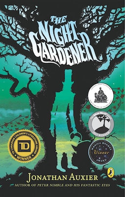 Book The Night Gardener by Jonathan Auxier