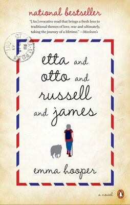 Book Etta And Otto And Russell And James by Emma Hooper
