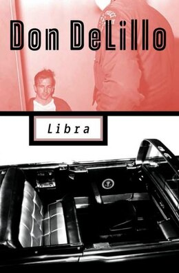 Book Libra by Don Delillo