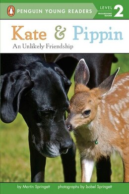 Book Penguin Young Readers Kate And Pippin Level 2: An Unlikey Friendship by Martin Springett
