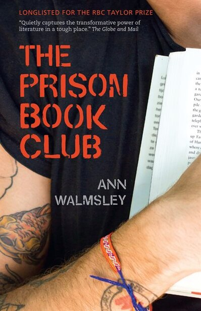 The Prison Book Club by Ann Walmsley