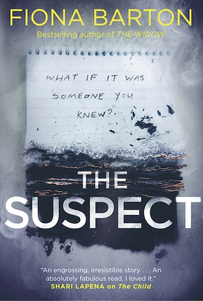 The Suspect: Instant National Bestseller by Fiona Barton