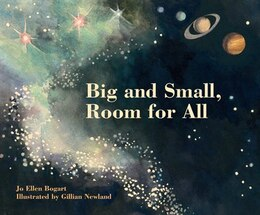 Book Big And Small, Room For All by Jo Ellen Bogart
