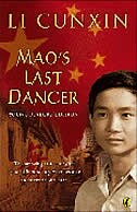 Book Maos Last Dancer by Li Cunxin