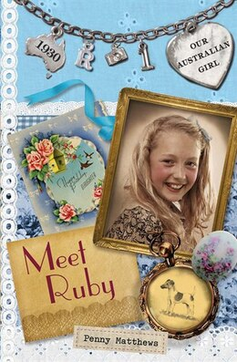 Book Meet Ruby by Penny Matthews