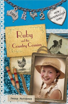 Book Ruby And The Country Cousins by Penny Matthews