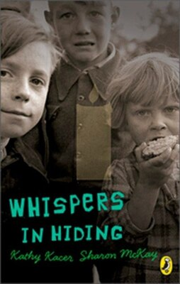 Book Whispers In Hiding by Kathy Kacer