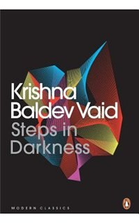 Book Steps in Darkness by Krishna Baldev Vaid