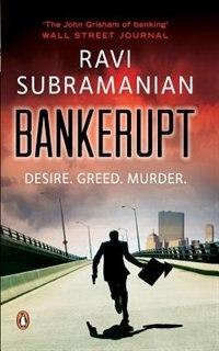 Book Bankerupt by Ravi Subramanian