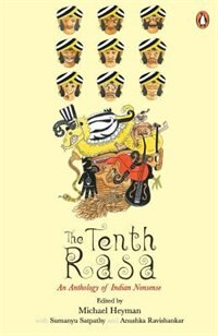 Book The Tenth Rasa: An Anthology of Indian by Michael Heyman