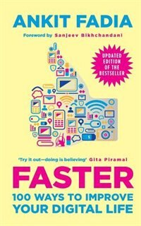 Book Faster (Updated edition) by Ankit Fadia