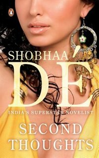 Book Second Thoughts by Shobhaa De