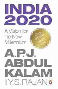 India 2020: A Vision for the New Millennium (Re-jacked edition) by Abdul A.P.J. Kalam