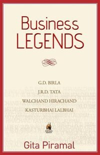Book Business Legends by Gita Piramal