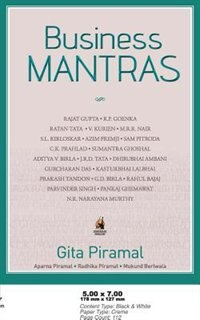 Book Business Mantras_Sacn pdf files by Gita Piramal