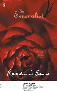 Book Sensualist by Ruskin Bond