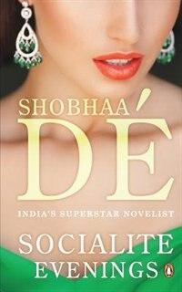 Socialite Evenings by Shobhaa De