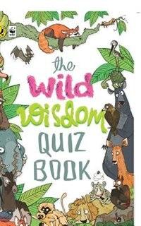 Book The Wild Wisdom Quiz Book by WWF India