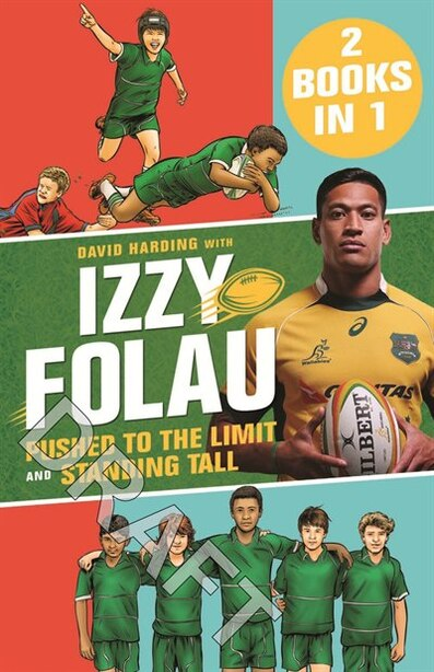 Pushed To The Limit And Standing Tall: Izzy Folau Bindup 2 by Israel Folau