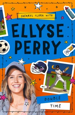 Book Ellyse Perry: Double Time by Sherryl Clark