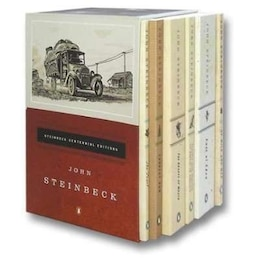Book Steinbeck Centennial Boxed Set: (Penguin Classics Deluxe Editions) by John Steinbeck