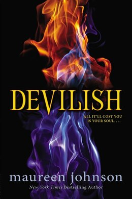 Book Devilish by Maureen Johnson