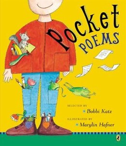 Book Pocket Poems by Bobbi Katz