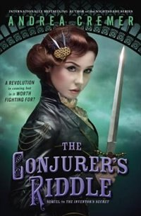 Book The Conjurer's Riddle by Andrea Cremer