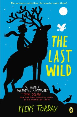 Book The Last Wild by Piers Torday