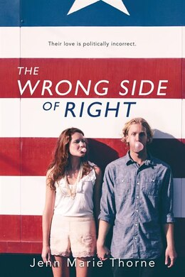 Book The Wrong Side Of Right by Jenn Marie Thorne