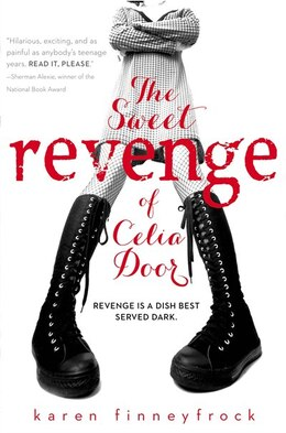 Book The Sweet Revenge Of Celia Door by Karen Finneyfrock