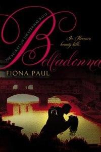 Book Belladonna by Fiona Paul