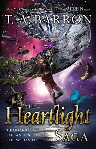 The Heartlight Saga by T. A. Barron