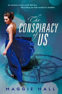 Book The Conspiracy Of Us by Maggie Hall