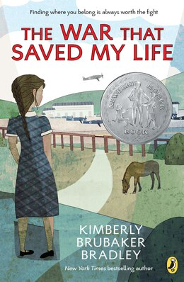 Book The War That Saved My Life by Kimberly Brubaker Bradley