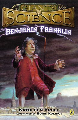 Book Benjamin Franklin by Kathleen Krull